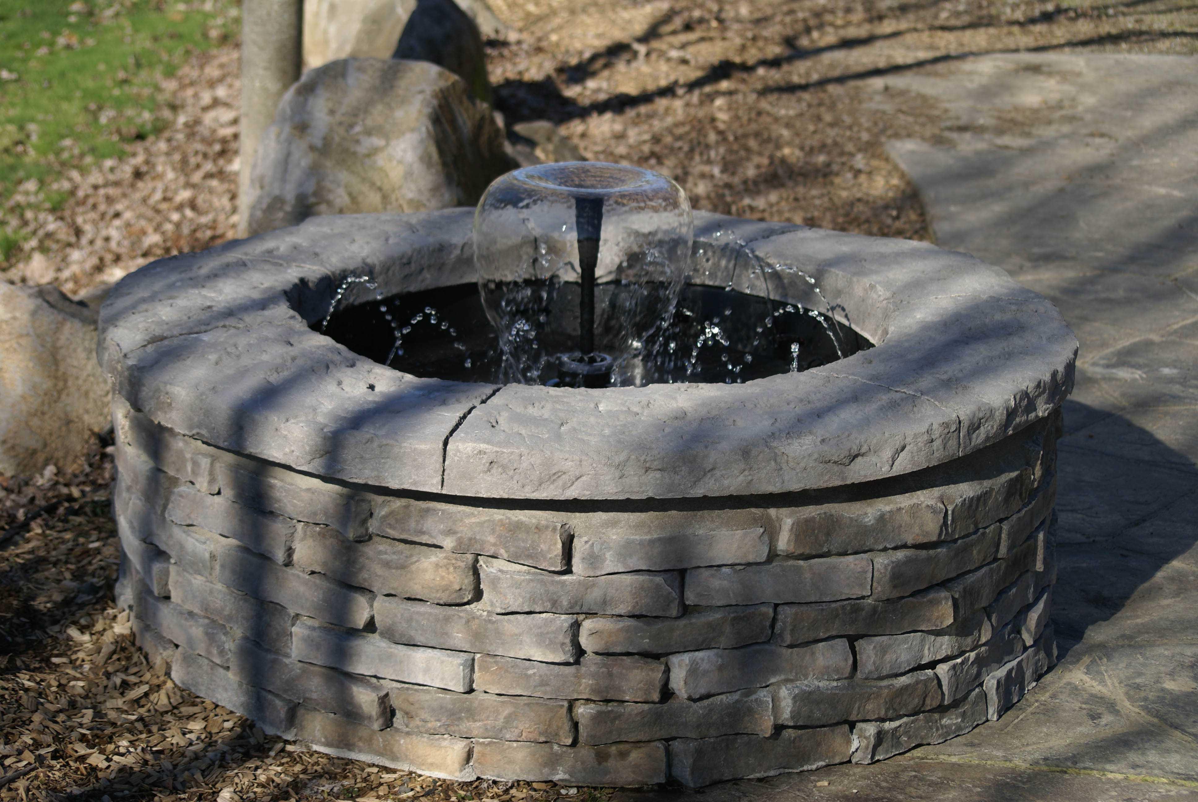 Exceptionnel Boulder Creek Stone